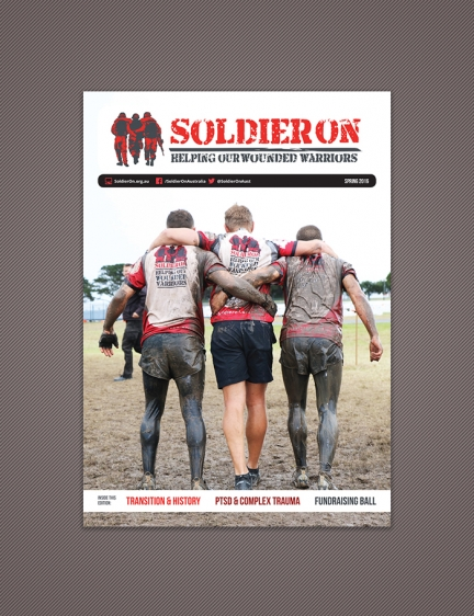 Soldier On Magazine