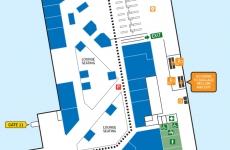 Melbourne Airport Maps